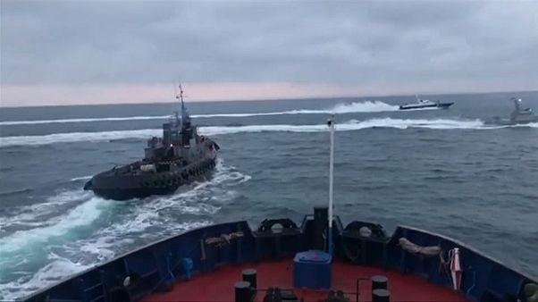L'Ukraine arraisonne un pétrolier russe sur le Danube