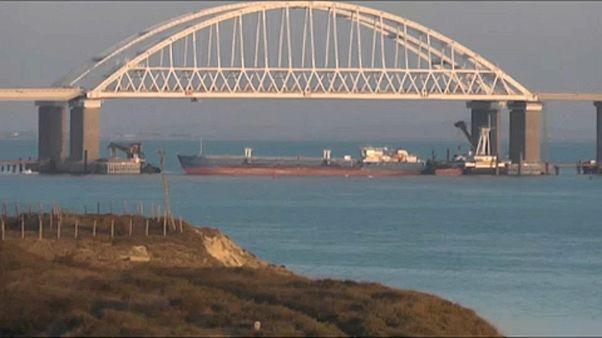 Ukrajna lefoglalt egy orosz tankerhajót