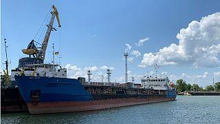 توقیف نفتکش روسیه توسط اوکراین؛ سرنشینان و ملوانان آزاد شدند