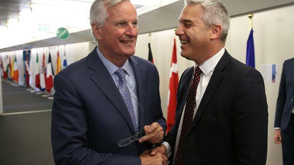 Boris Johnson's demands are 'unacceptable', says EU's Michel Barnier