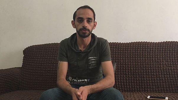 لاجئ سوري يتحدث ليورنيوز عن ترحيلات قسرية من تركيا إلى إدلب