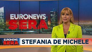 Euronews Sera   TG europeo, edizione di giovedì 25 luglio 2019