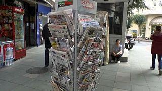 Türkiye'de gazete tirajları 5 yılda yüzde 44 düştü