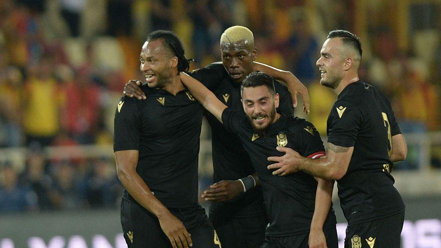 Yeni Malatyaspor, UEFA Avrupa 2. eleme turundaki ilk maçında Slovenya temsilcisi Olimpija Ljubljana ile Yeni Malatya Stadı'nda karşılaştı.