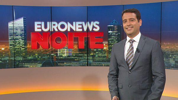 Euronews Noite   As notícias do Mundo de 25 de julho de 2019