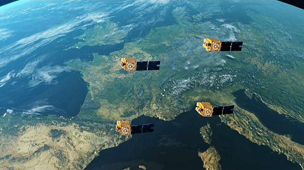 Francia se prepara para la guerra espacial
