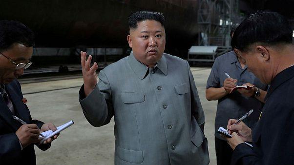 کیم جونگ اون: آزمایش موشکی هشداری جدی به کره جنوبی بود