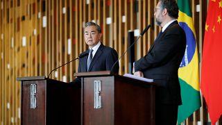 Brasil e China reforçam cooperação