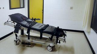 Exécution ! La peine de mort est relancée au niveau fédéral aux Etats-Unis