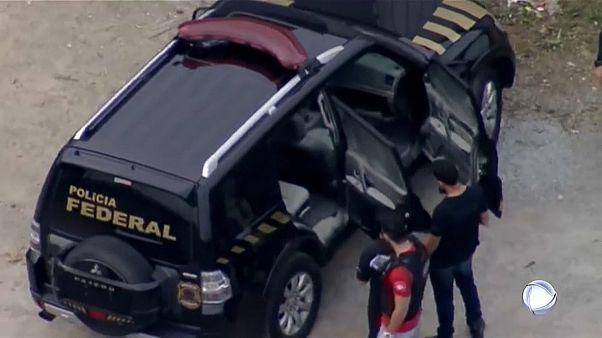 عملية سطو بقيمة 40 مليون دولار على مطار في البرازيل