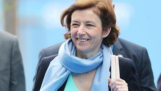 وزيرة الدفاع الفرنسية فلورنس بارلي -  أرشبف رويترز