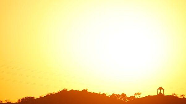 Világszerte most van a legmelegebb az elmúlt 2000 évben
