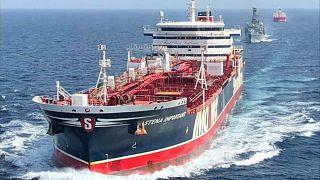 İran: Alıkonan İngiliz petrol tankerindeki Hint mürettebat elçilik yetkilileri ile görüştürülecek