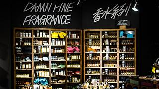 Lush develops new 'Carbon Positive' packaging
