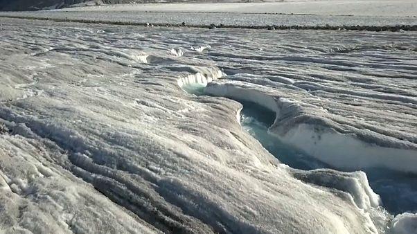 Onda de Calor chega ao circulo polar Ártico