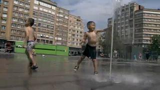 Hitzewelle in Brüssel: Experten warnen vor Trockenheit