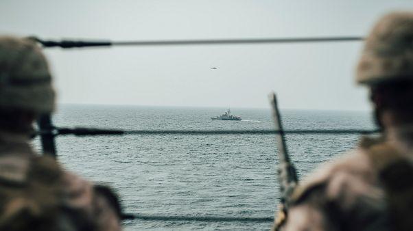 ناوگان دریایی اروپا در خلیج فارس؛ دانمارک از طرح بریتانیا استقبال کرد