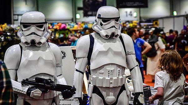 London Comic-Con kicks off with new Star Wars Zone