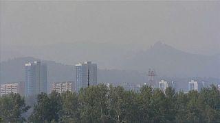 Incêndios na Sibéria ameaçam saúde