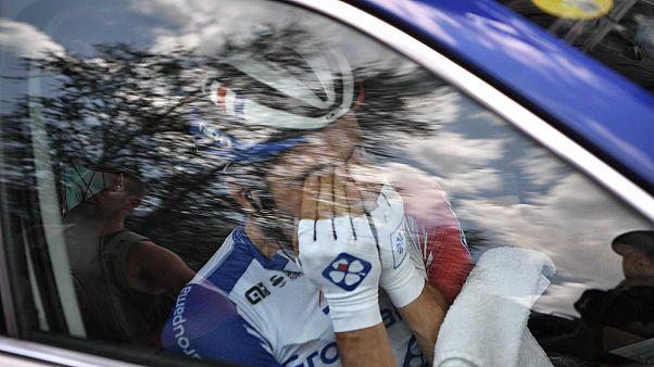 Tour de France : une 19e étape glaçante pour les Français