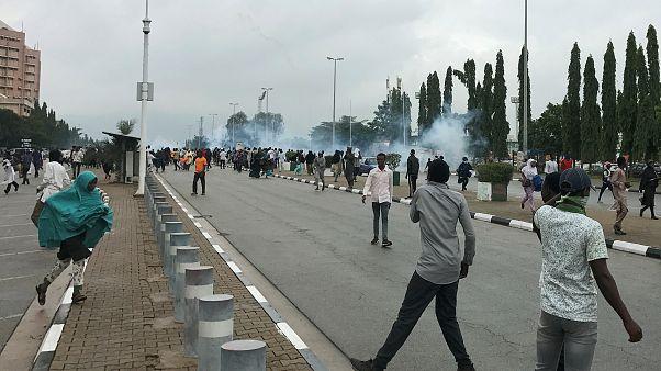 Şii IMN ile güvenlik güçleri arasında gerginlik / Nijerya