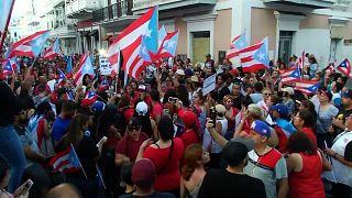 Πανηγυρισμοί στο Πουέρτο Ρίκο