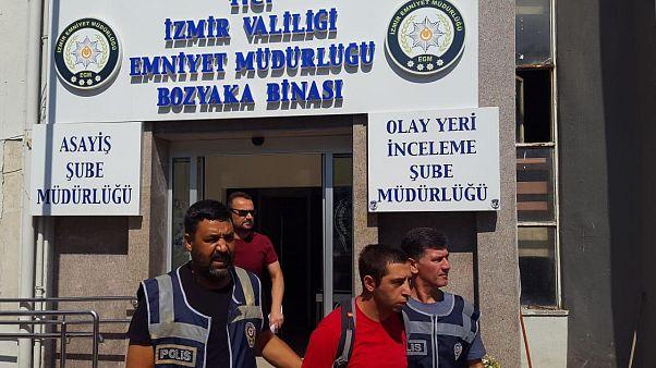 Hrant Dink davasında firari olarak aranan sanık Tuncay Uzundal İzmir'de yakalandı.