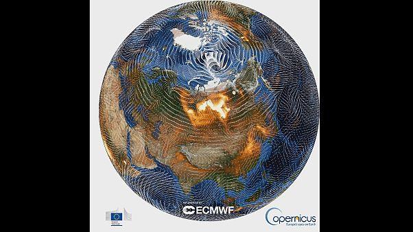 Európát befedő szén-dioxid tömeg szabadult fel a sarkköri erdőtüzek miatt