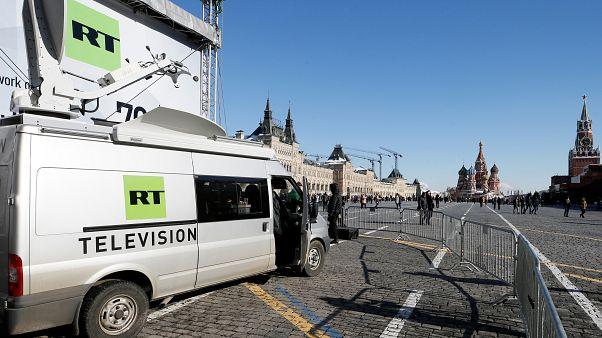 Британский медиарегулятор оштрафовал RT