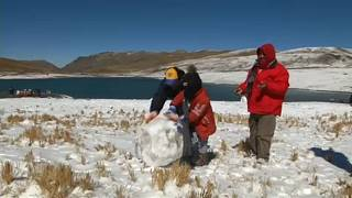 Alerta de mau tempo  na Bolívia