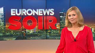 Euronews Soir : l'actualité du vendredi 26 juillet 2019