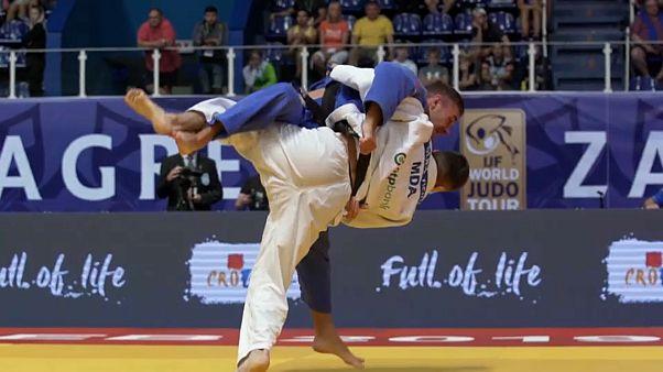 GP de Zagreb: cinco medalhas para cinco países e Telma Monteiro em sétimo