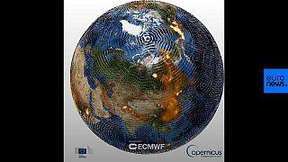 Video zeigt CO2-Belastung durch Feuer in Arktis und Kanada