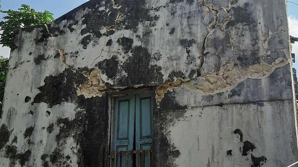 زلزله در فیلیپین دستکم ۸ کشته بر جای گذاشت