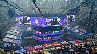 Fortnite dünya kupası finaller