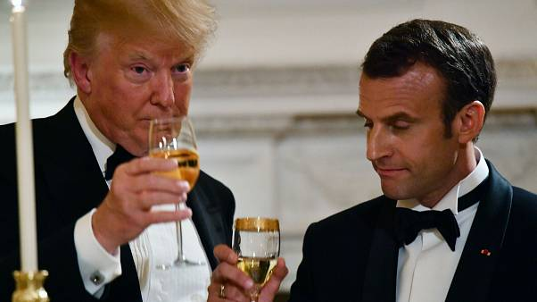 Vintage Trump as US president threatens to tax French wines