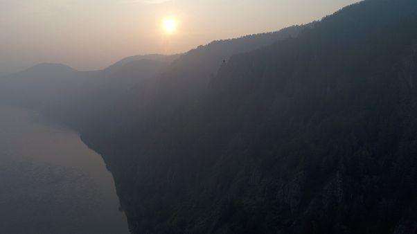 Video   Sibirya ve Alaska'daki orman yangınlarının atmosfere etkisi