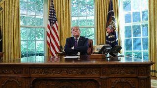ABD Başkanı Trump 'Meksika Duvarı' için Pentagon bütçesini kullanabilecek