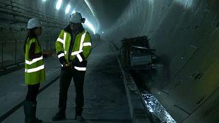 Megépülhet a Torinó-Lyon vasútvonal