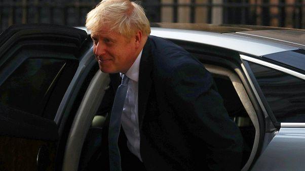 Watch: PM Boris Johnson pledges new high-speed Manchester-Leeds railway line
