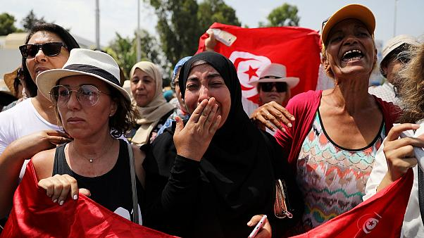 Tunisi: funerali solenni per Essebsi