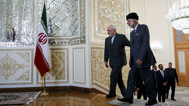 میانجی همیشگی در تهران؛ وزیر خارجه عمان با مقامات ایران دیدار کرد