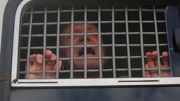 شاهد: الشرطة الروسية تعتقل عشرات المعارضين والمحتجين لتظاهرهم دون ترخيص