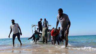Bu yıl 'umuda yolculuğa' çıkan 686 göçmen Akdeniz'de can verdi