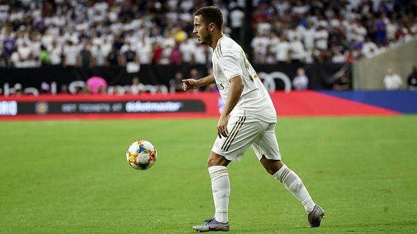 شکست ۷ گله رئال مادرید در مقابل اتلتیکو در حضور ستارههای جدید زیدان