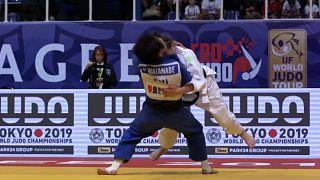Judo Grand Prix Zagreb 2019 - Gold für Tina Trestenjak