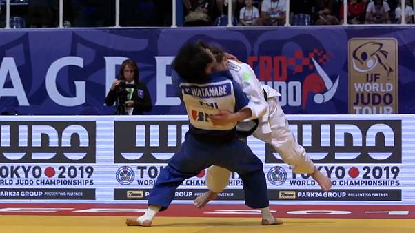 Zagreb Grand Prix: Judo şöleni devam ediyor