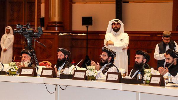 مذاکرات آمریکا و طالبان پس از سه ماه وقفه در دوحه از سر گرفته شد
