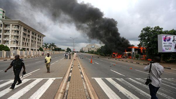 Nijerya mahkemesi: Hükümet, Şii Nijerya İslami Hareketi'ni terör örgütü ilan edebilir