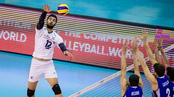 ایران قهرمان والیبال جوانان جهان شد